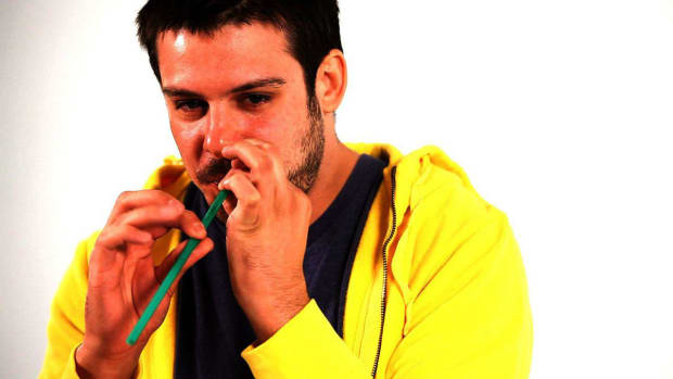 C. How to Make an Oboe out of a Drinking Straw Promo Image