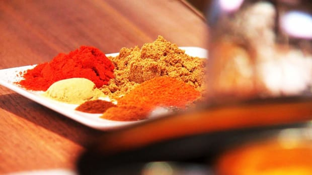 O. How to Make Garam Masala Promo Image