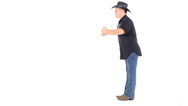 P. How to Do Ball Change Actions in Line Dancing Promo Image