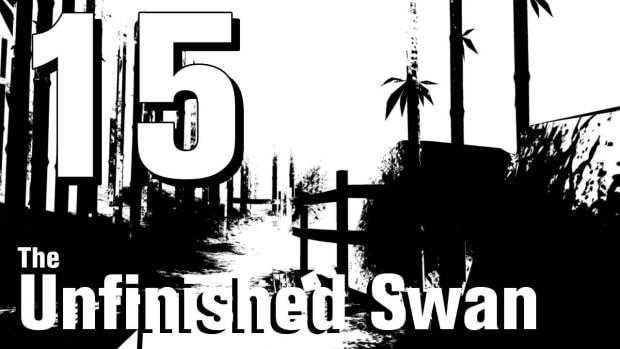 O. The Unfinished Swan Walkthrough Part 15 - Chapter 3 Promo Image