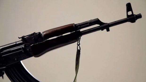 X. How to Assemble an AK-47 Promo Image