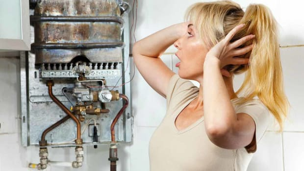 Q. What Does a Noisy Hot Water Heater Mean? Promo Image
