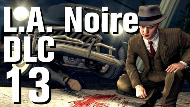 "M. L.A. Noire Walkthrough: ""Nicholson Electroplating"" (2 of 5) Promo Image"