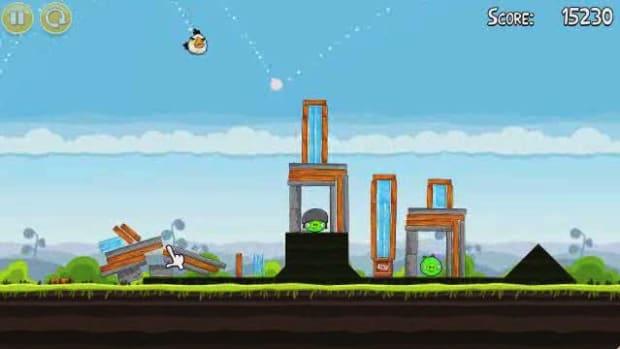 H. Angry Birds Level 4-8 Walkthrough Promo Image