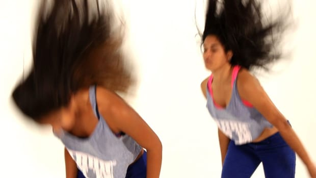 """ZA. How to Do the Willow Smith """"Whip My Hair"""" Dance for Kids Promo Image"""