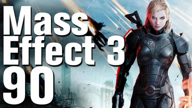 ZZZL. Mass Effect 3 Ending - Walkthrough Part 90 Promo Image