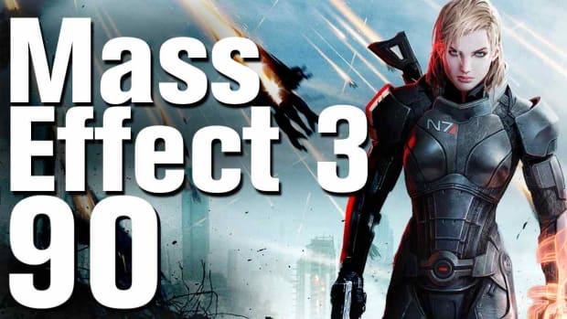 ZZZL. Mass Effect 3 Ending - Walkthrough Part 90 Promo Image