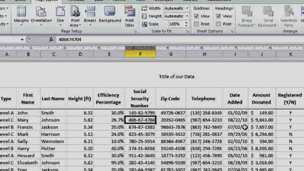 Z. How to Use Page Setup & How to Print in Excel Promo Image