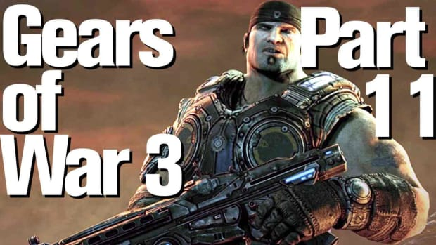K. Gears of War 3 Walkthrough: Act 1 Chapter 3 (5 of 5) Promo Image