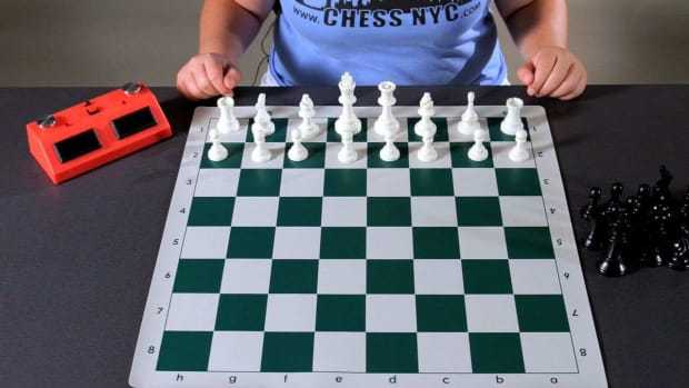 A. How to Set Up the Chess Board Promo Image