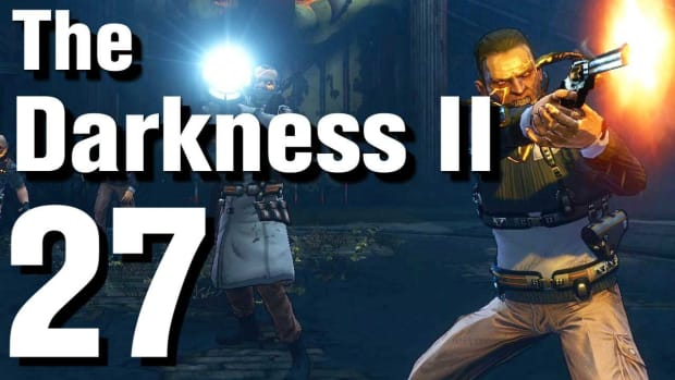 ZA. The Darkness 2 Walkthrough - Part 27 Boss Fight: Peevish Promo Image