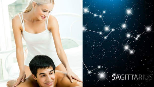 ZZZZR. Sex & the Sagittarius Astrology Sign Promo Image