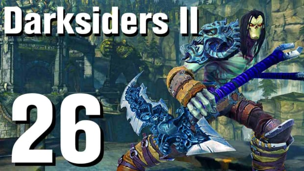 Z. Darksiders 2 Walkthrough Part 26 - Chapter 4 Promo Image