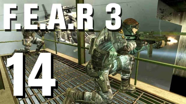 N. F.E.A.R. 3 Walkthrough Part 14: Suburbs (3 of 5) Promo Image
