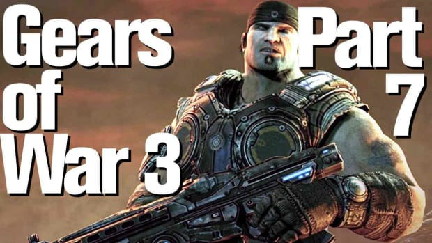 G. Gears of War 3 Walkthrough: Act 1 Chapter 3 (1 of 5) Promo Image