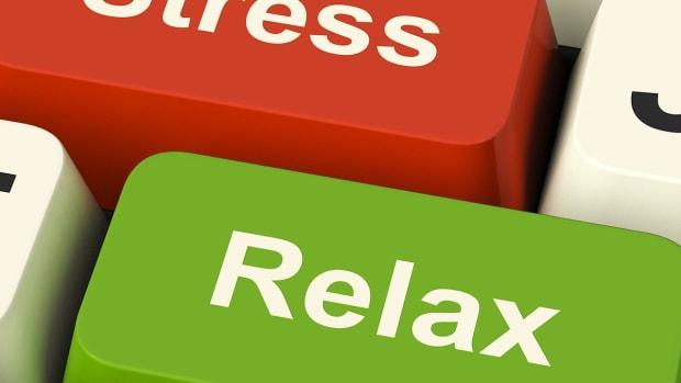 A. 3 Quick & Easy Anti-Stress Tricks Promo Image