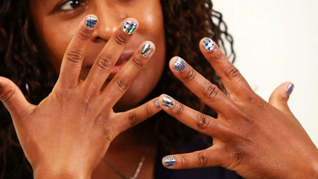 ZB. Minx Nail Stickers vs. Standard Nail Stickers Promo Image