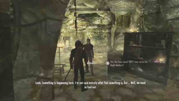 G. Skyrim Dark Brotherhood Walkthrough Part 7 - Kill Lurbuk and Hern Promo Image