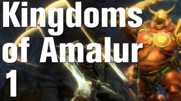A. Kingdoms of Amalur: Reckoning Demo - Part 1 [No Commentary] [HD] Promo Image