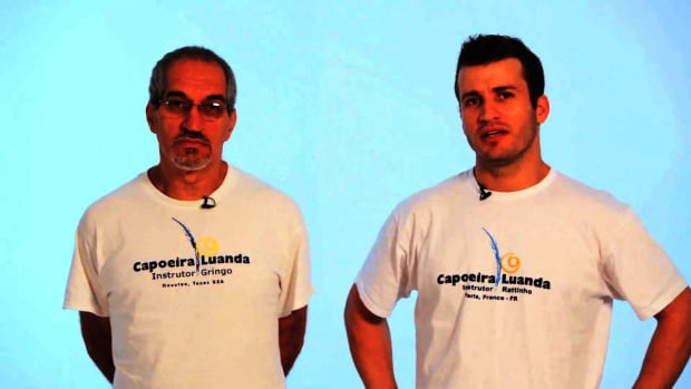 ZD. How to Do Capoeira with Tiba Vieira & Mestre Jelon Vieira Promo Image