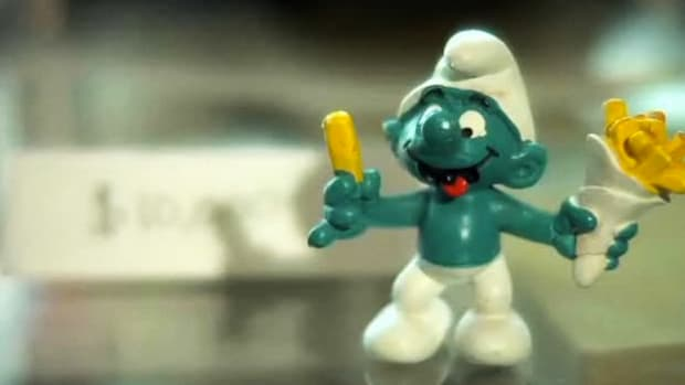 G. How to Collect Vintage Smurfs Promo Image