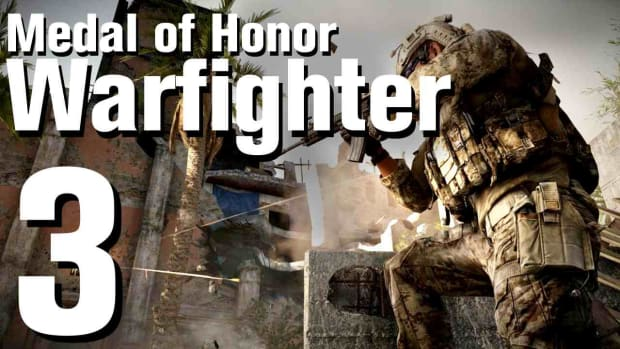 C. Medal of Honor: Warfighter Walkthrough Part 3 - Chapter 3: Stump Promo Image