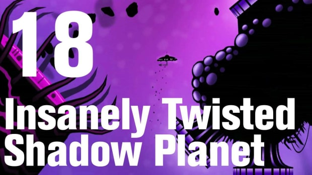 R. Insanely Twisted Shadow Planet Walkthrough Part 18: Ice Promo Image