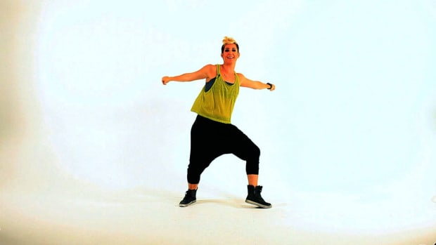 ZI. How to Do the Reggae Dancehall Step Dance Move Promo Image