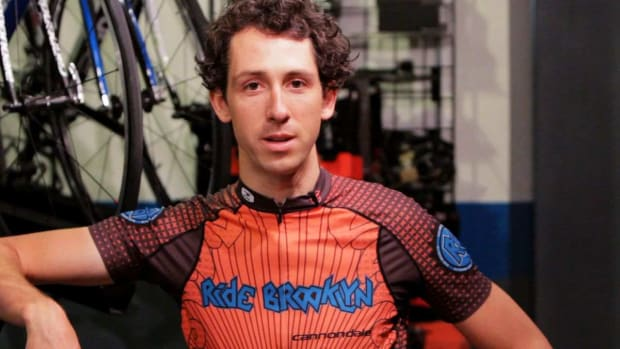 ZB. How to Take Up Road Cycling with Alexander Barouh Promo Image
