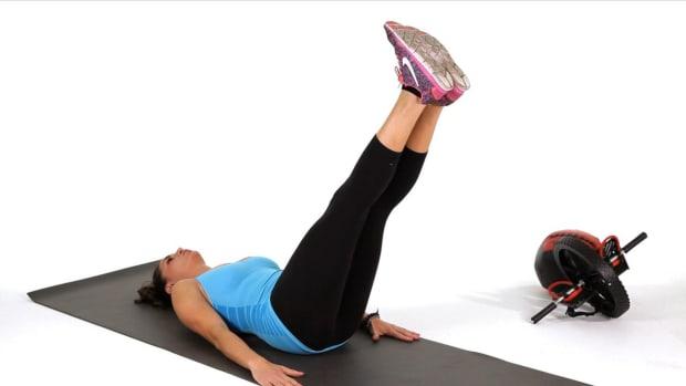 B. How to Do Leg Drops Promo Image