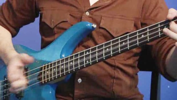 A. How to Slap Bass in Rhythm & Blues Style Promo Image