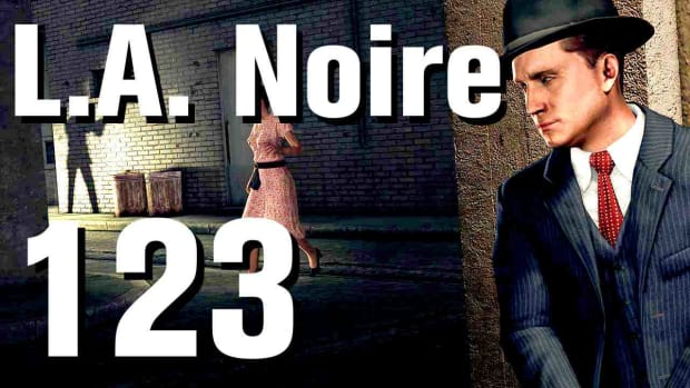 "ZZZZS. L.A. Noire Walkthrough Part 123: ""A Different Kind Of War"" (2 of 8) Promo Image"
