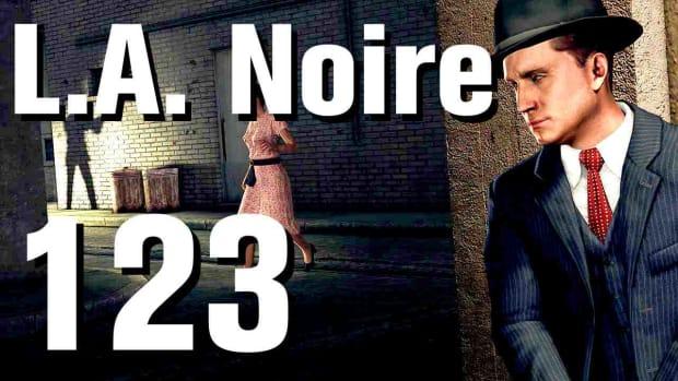 "ZZZZS. L.A. Noire Walkthrough Part 123: ""A Different Kind Of War"" (2 of 8) Promo Image"