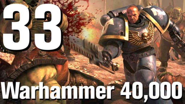 ZF. Warhammer 40K Space Marine Walkthrough Part 33: Dying of the Light Promo Image