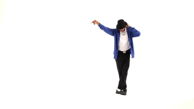 "F. How to Do the ""Smooth Criminal"" Dance like MJ, Pt. 1 Promo Image"
