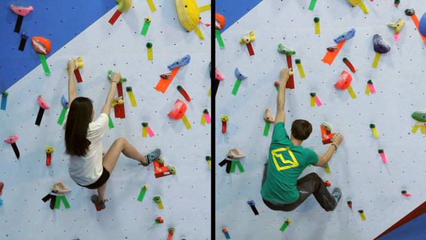 Z. How to Solve Rock Climbing Problems Based on Body Type Promo Image