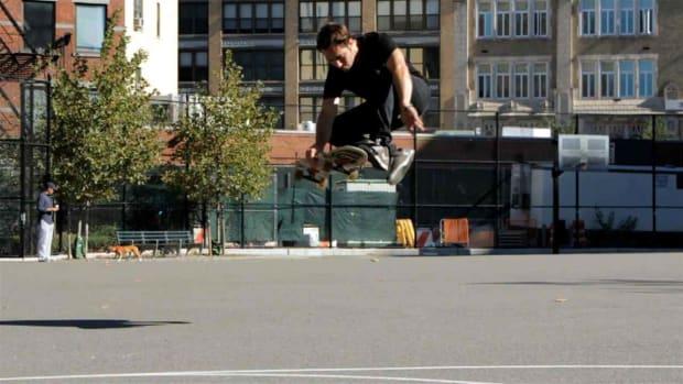 P. How to Do 180 Boneless aka Frontside Boneless on Skateboard Promo Image