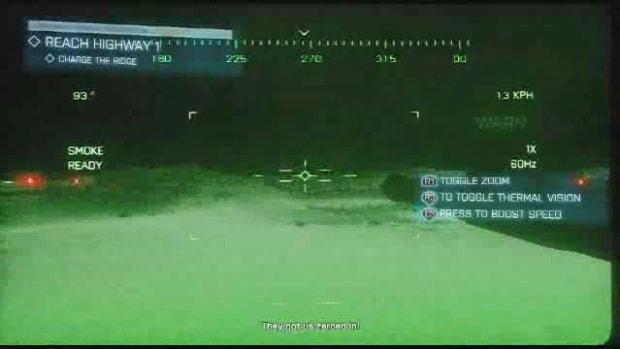 Q. Battlefield 3 Walkthrough Part 17 - Thunder Run Promo Image