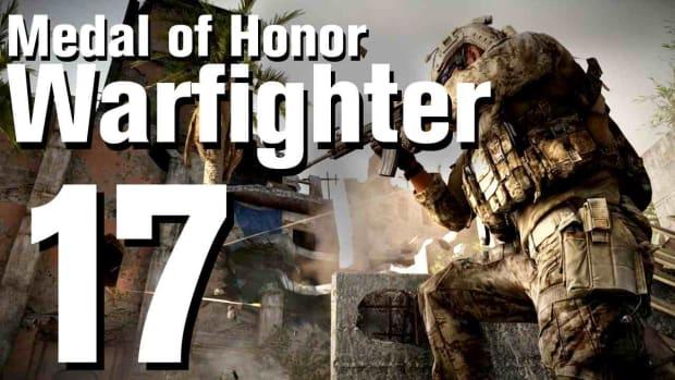 Q. Medal of Honor: Warfighter Walkthrough Part 17 - Chapter 8: Stump Promo Image