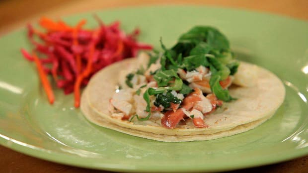 H. How to Make Lobster Tacos Promo Image