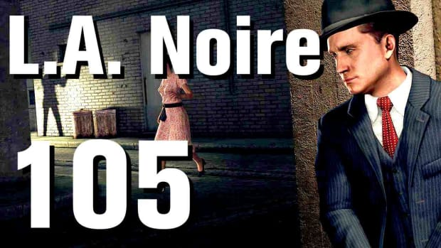 """ZZZZA. L.A. Noire Walkthrough Part 105: """"A Walk In Elysian Fields"""" (1 of 5) Promo Image"""