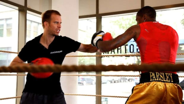 ZJ. How to Build an Advanced Boxing Combination Promo Image