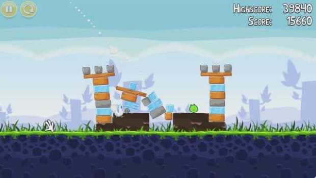O. Angry Birds Level 1-15 Walkthrough Promo Image