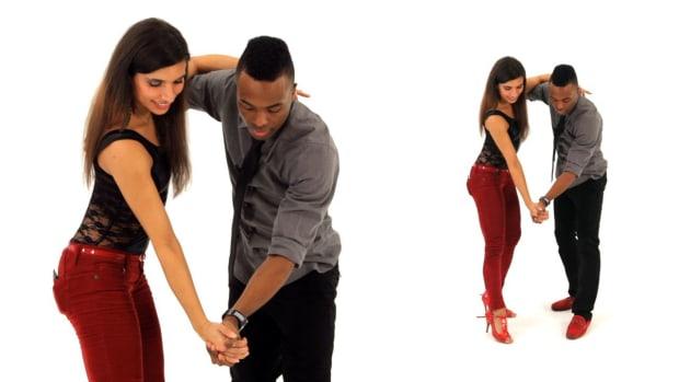 I. How to Do a Bachata Slide Promo Image