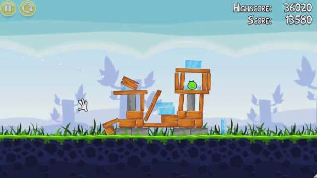 I. Angry Birds Level 1-9 Walkthrough Promo Image
