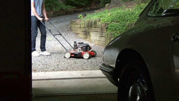 Z. Quick Tips: How to Store Your Lawn Mower for the Winter Promo Image