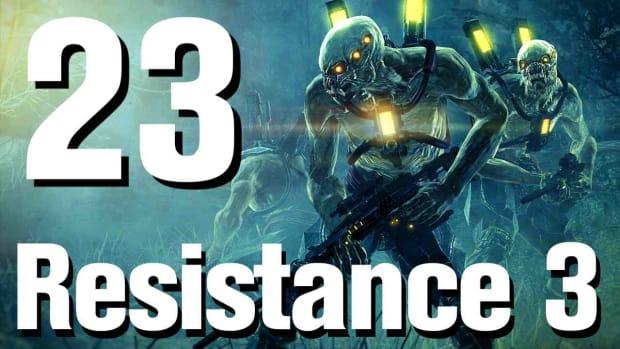 W. Resistance 3 Walkthrough Part 23: Savior Promo Image