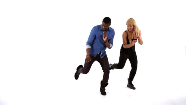 How to Do Sexy Dance Moves w  Victor Sho & LaShonna Halloway