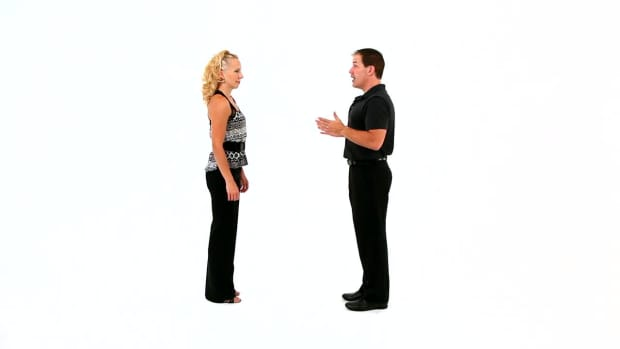 ZA. How to Do the West Coast Swing Left Side Pass in Swing Dance Promo Image
