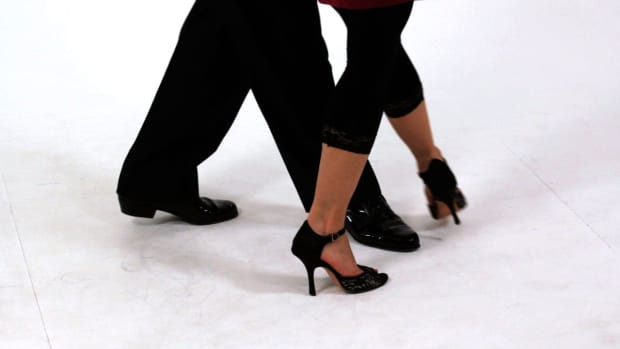 P. How to Sacada for the Argentine Tango Promo Image